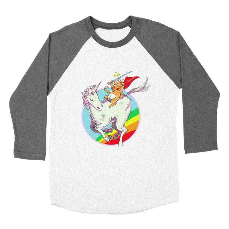 Epic Cat Attack! Men's Baseball Triblend T-Shirt by levi's Artist Shop