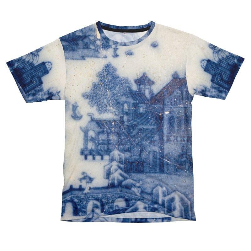 Blue & White 01 Men's Cut & Sew by Slipwear: Boghouse Fashion
