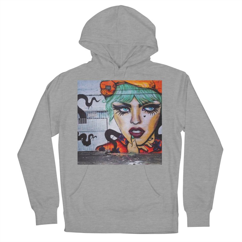 LexiBellaWynwood2014 Men's French Terry Pullover Hoody by lexibella's Artist Shop