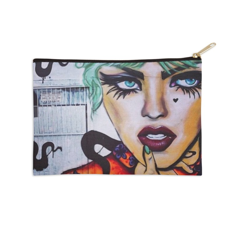 LexiBellaWynwood2014 Accessories Zip Pouch by lexibella's Artist Shop
