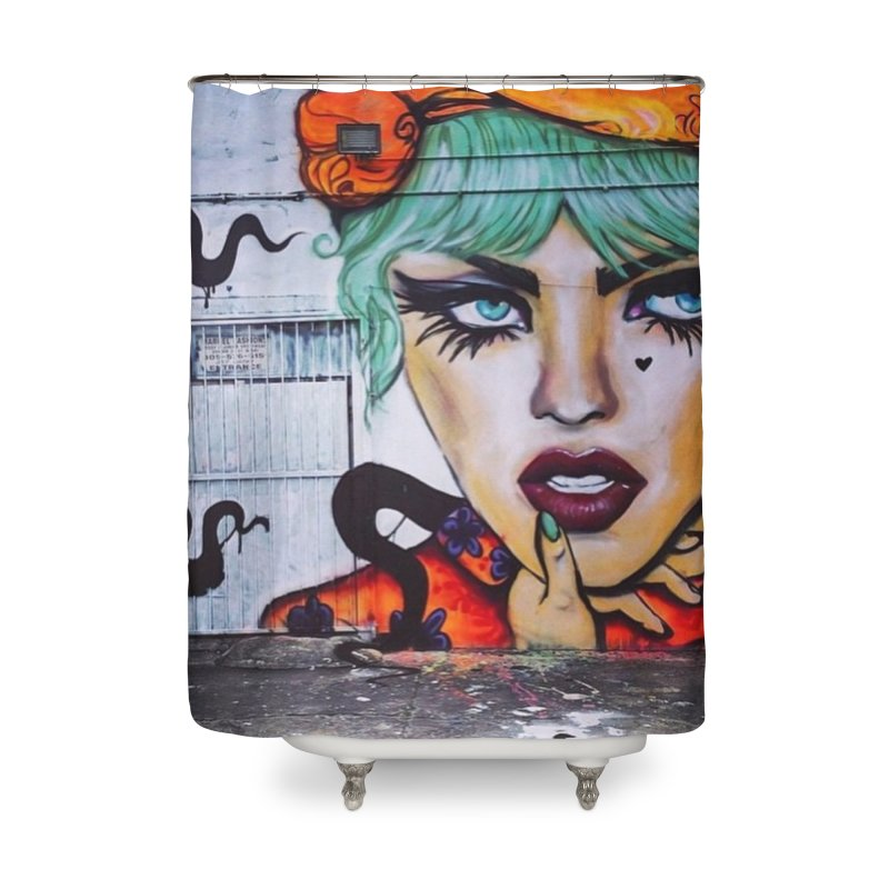 LexiBellaWynwood2014 Home Shower Curtain by lexibella's Artist Shop