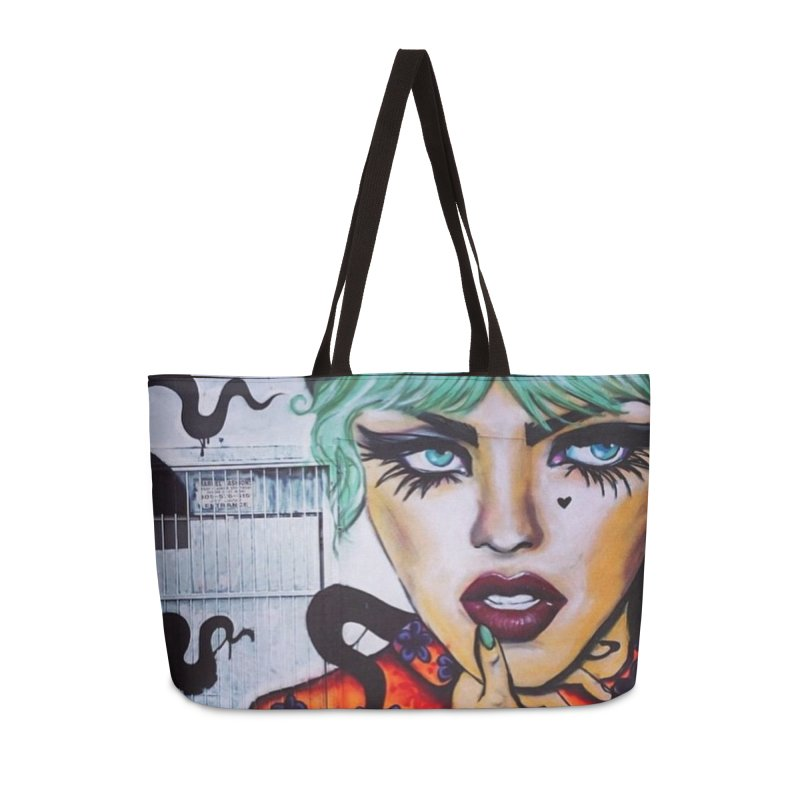 LexiBellaWynwood2014 Accessories Weekender Bag Bag by lexibella's Artist Shop