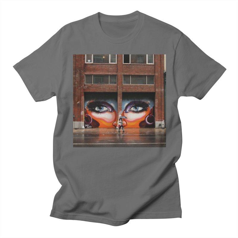 Eyes in Chelsea Men's T-Shirt by lexibella's Artist Shop