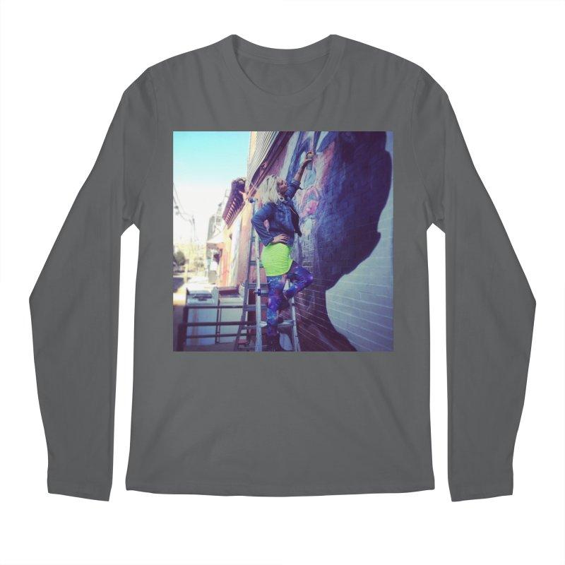 Lexi Bella on Dodworth Men's Regular Longsleeve T-Shirt by lexibella's Artist Shop