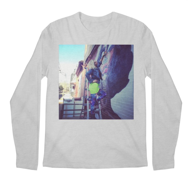 Lexi Bella on Dodworth Men's Regular Longsleeve T-Shirt by lexibella's Artist Shop