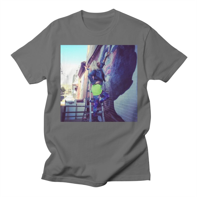 Lexi Bella on Dodworth Men's Regular T-Shirt by lexibella's Artist Shop