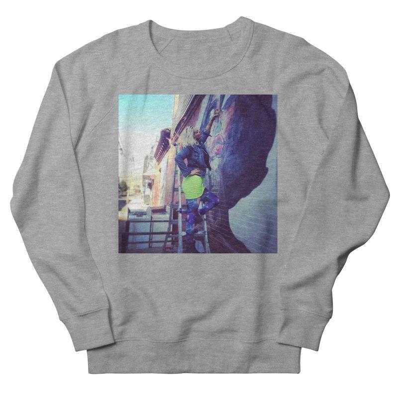 Lexi Bella on Dodworth Women's French Terry Sweatshirt by lexibella's Artist Shop