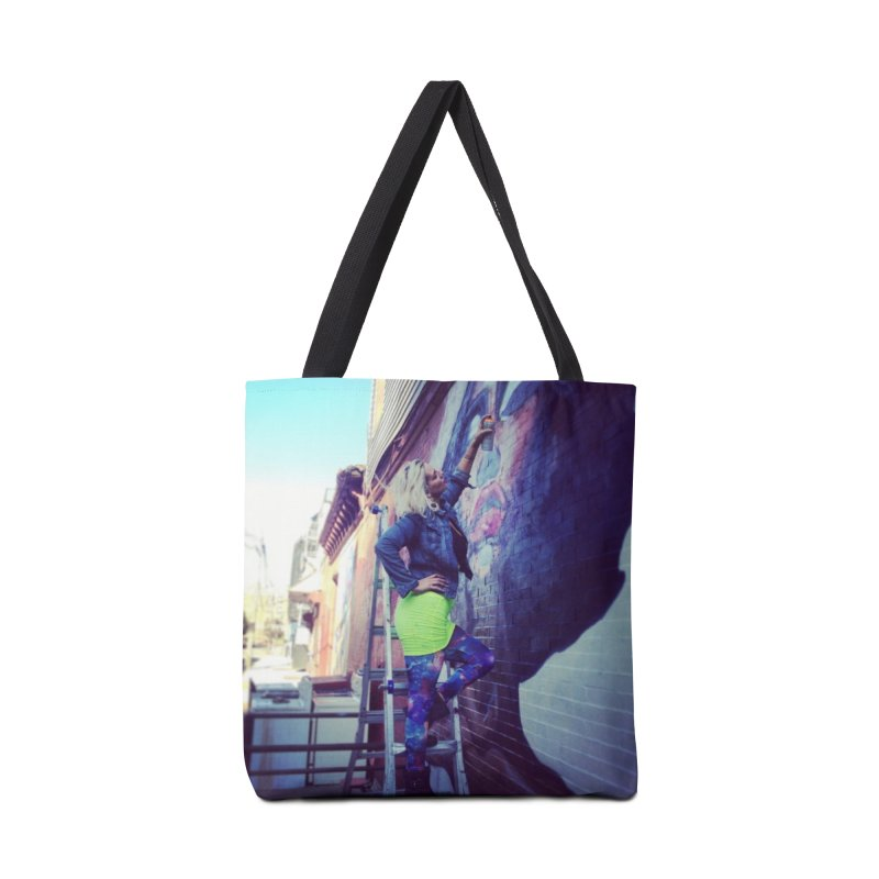 Lexi Bella on Dodworth Accessories Tote Bag Bag by lexibella's Artist Shop