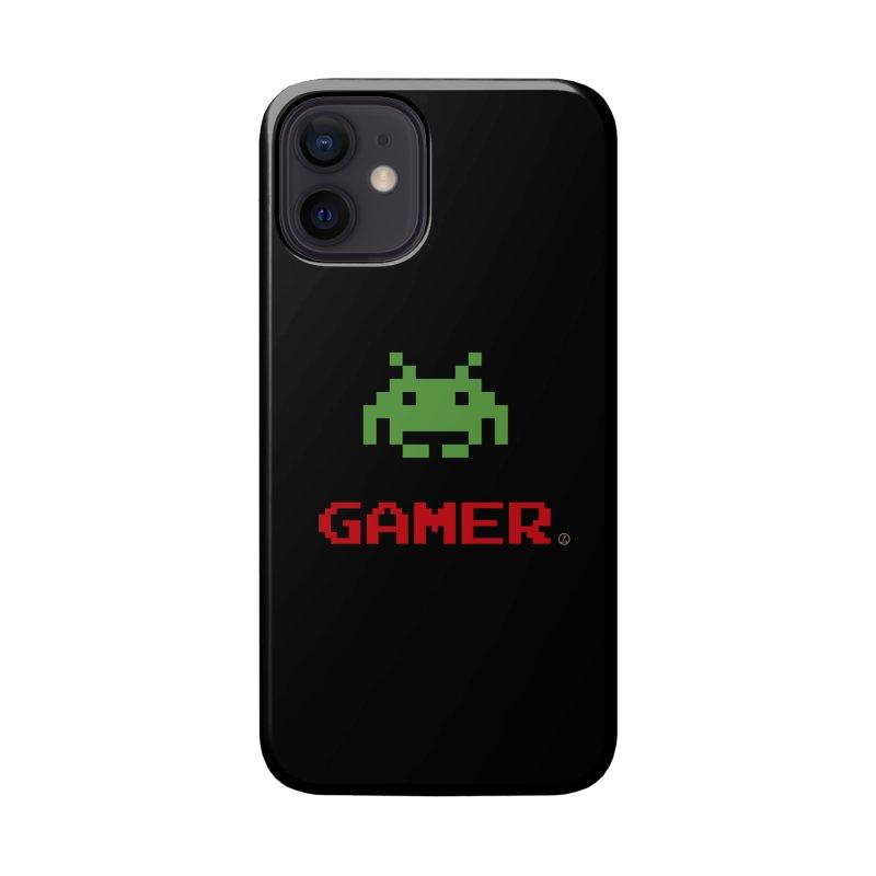 Gamer Accessories Phone Case by La Fàbrica dels Somnis / Dissenys