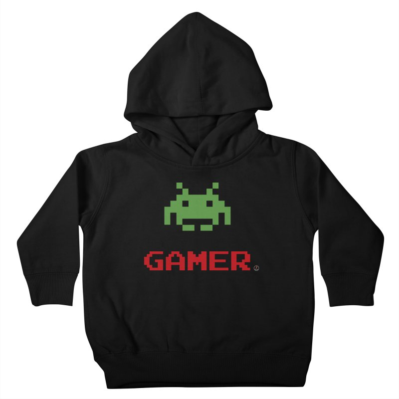Gamer Kids Toddler Pullover Hoody by La Fàbrica dels Somnis / Dissenys