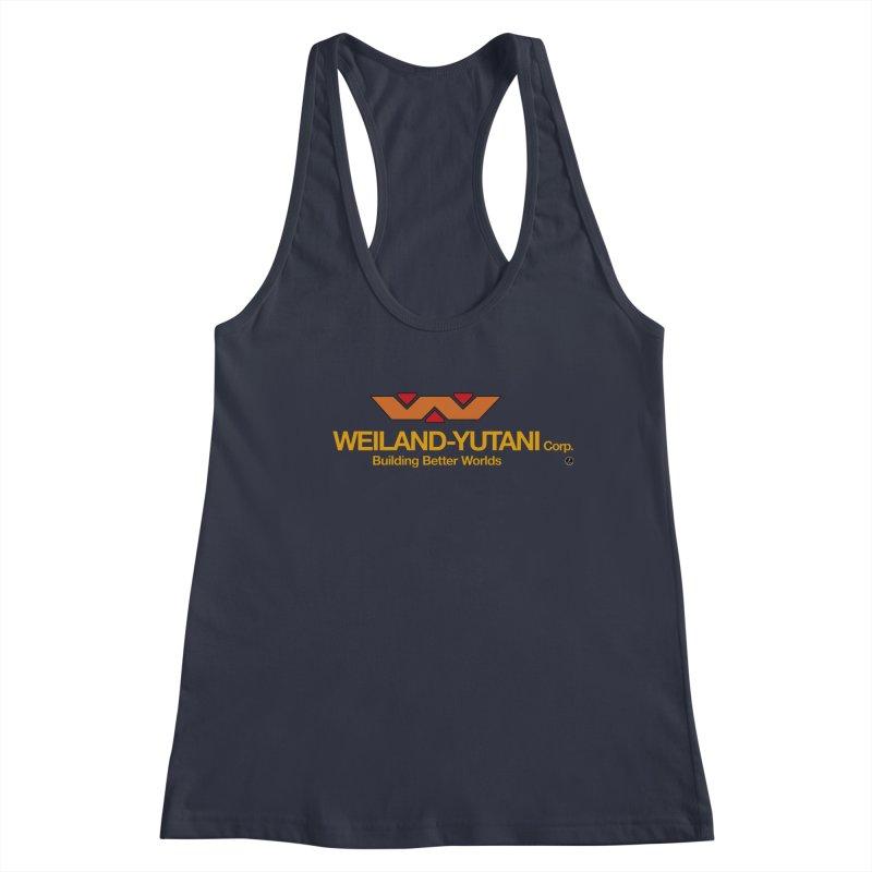 Weiland - Yutani Corp. Women's Tank by La Fàbrica dels Somnis / Dissenys