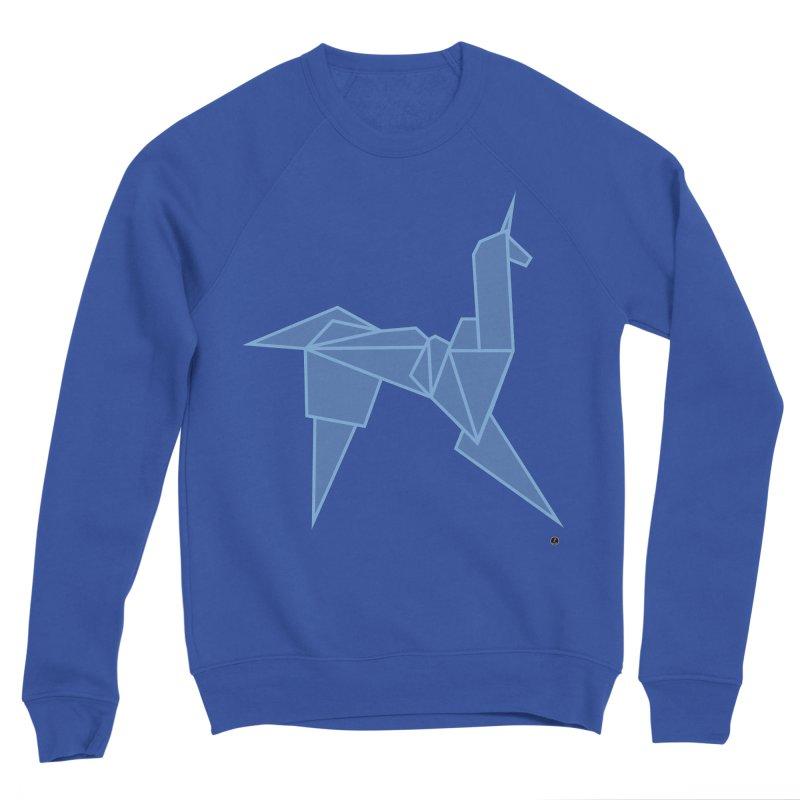 Unicorn Men's Sweatshirt by La Fàbrica dels Somnis / Dissenys