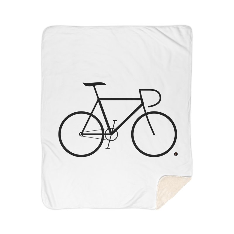 Cycle Home Blanket by La Fàbrica dels Somnis / Dissenys