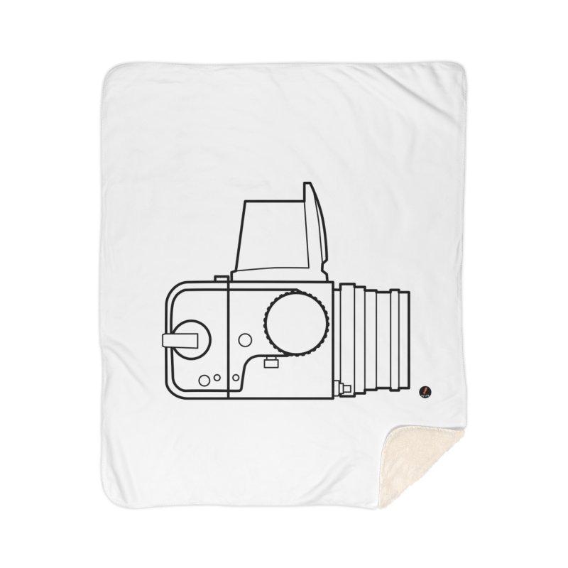 Classic photographer Home Blanket by La Fàbrica dels Somnis / Dissenys