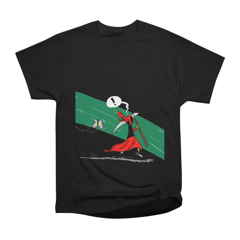 Deathbag Women's Heavyweight Unisex T-Shirt by lgda's Artist Shop