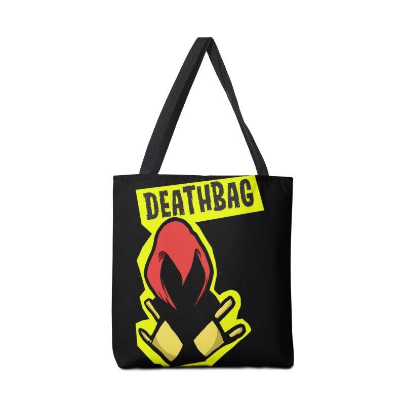 Deathbag's Deathbag Accessories Tote Bag Bag by lgda's Artist Shop