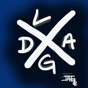 lgda's Artist Shop Logo