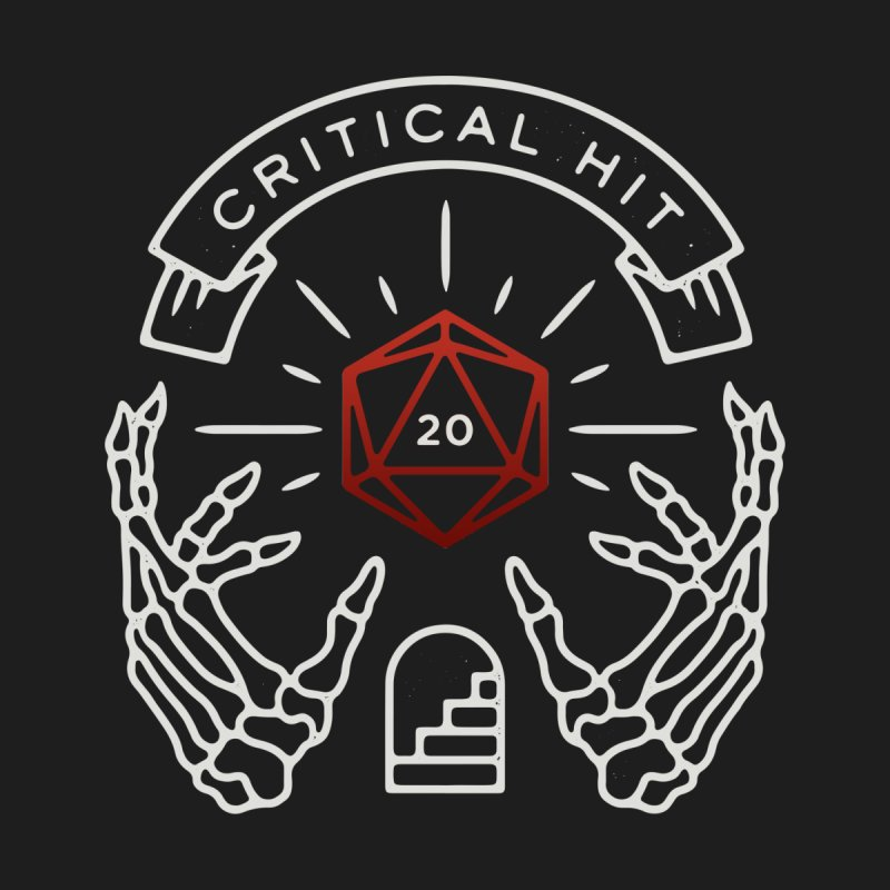 Critical Hit by Liam Ashurst