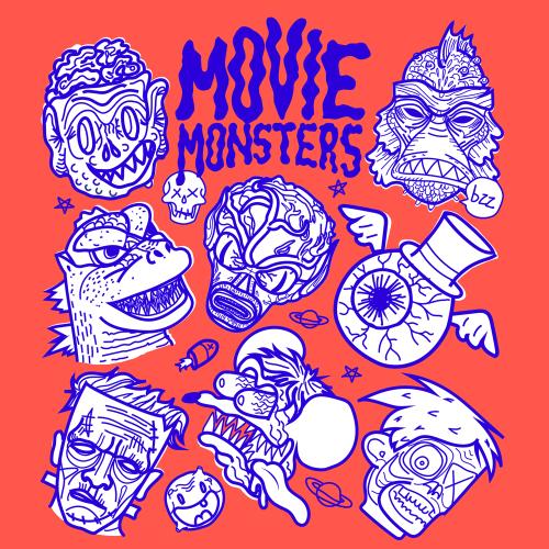 Movie-Monsters