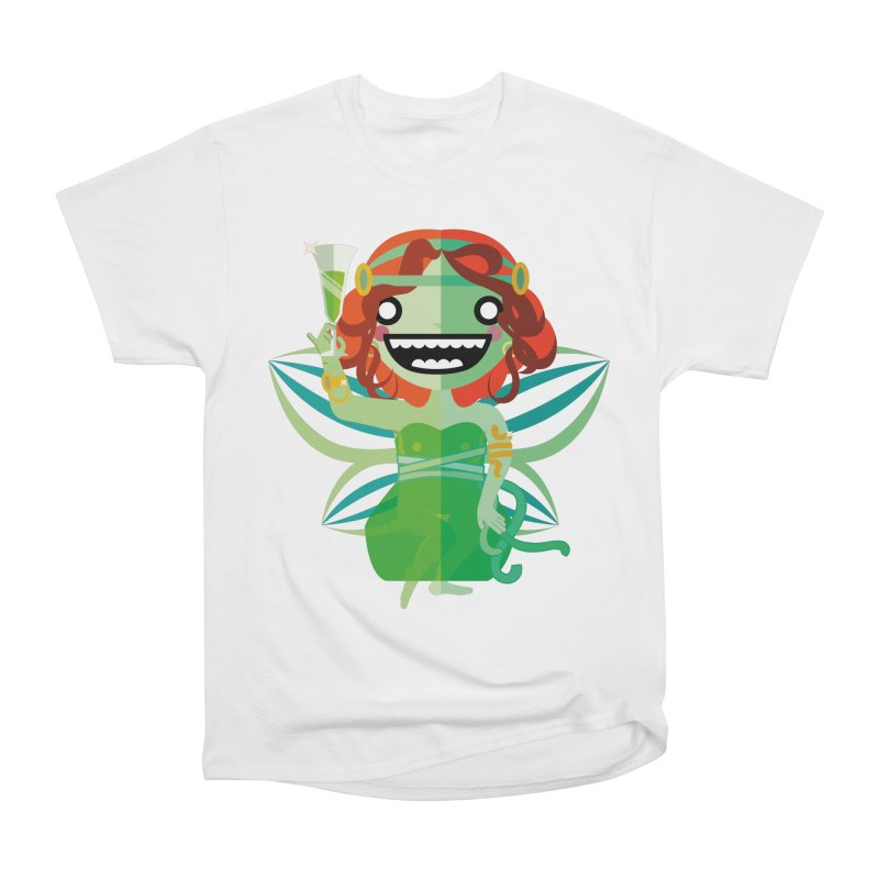 Absinthe Fairy Women's T-Shirt by libedlulo