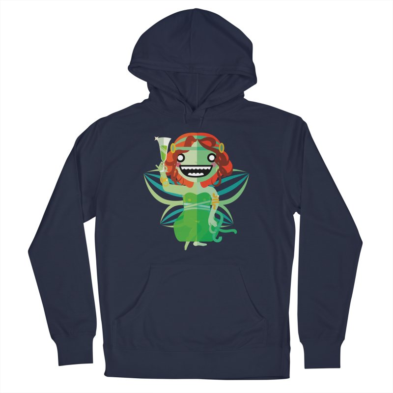 Absinthe Fairy Men's Pullover Hoody by libedlulo