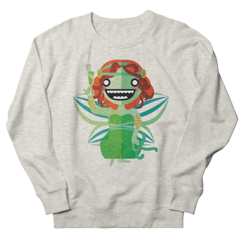Absinthe Fairy Men's Sweatshirt by libedlulo
