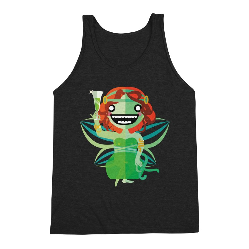 Absinthe Fairy Men's Tank by libedlulo
