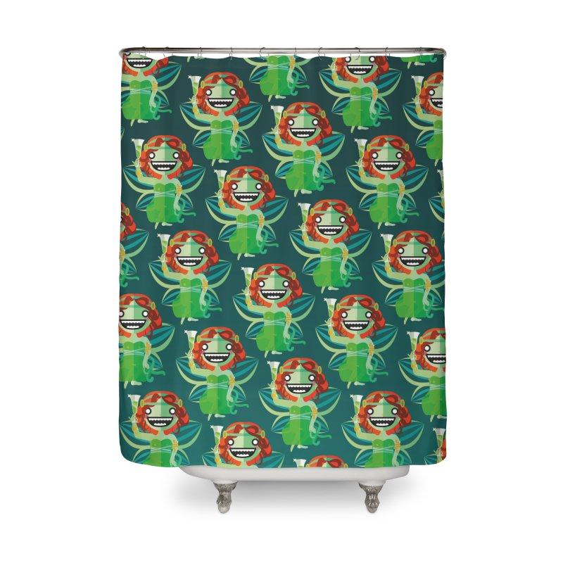 Absinthe Fairy Home Shower Curtain by libedlulo