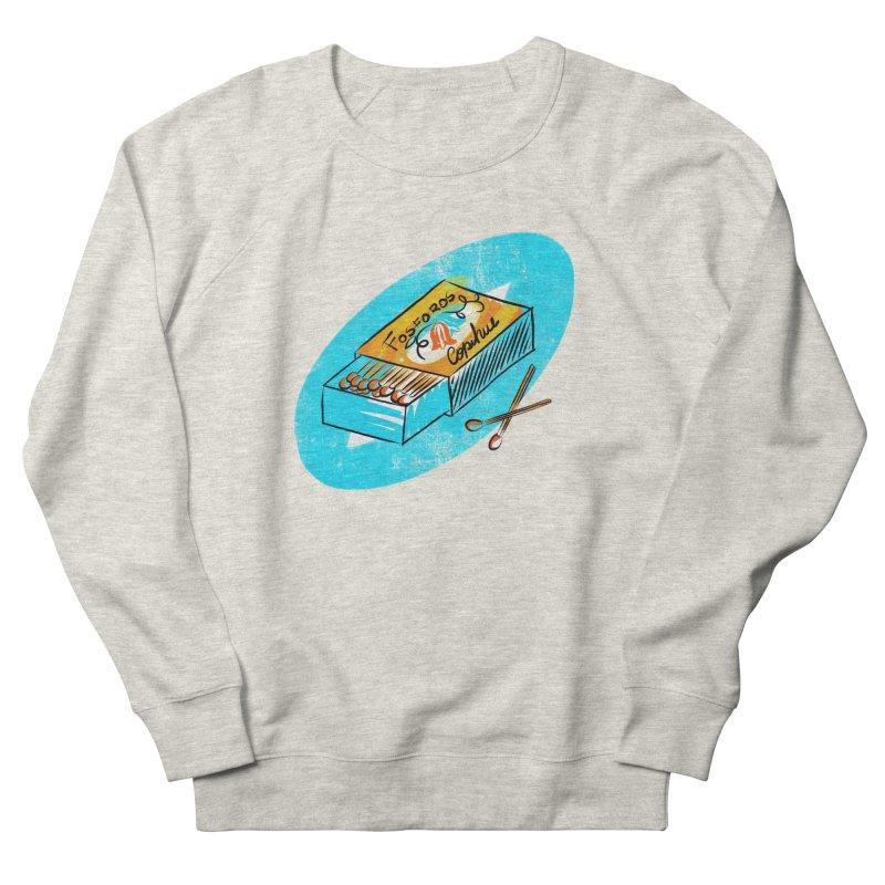 Matches Men's Sweatshirt by libedlulo