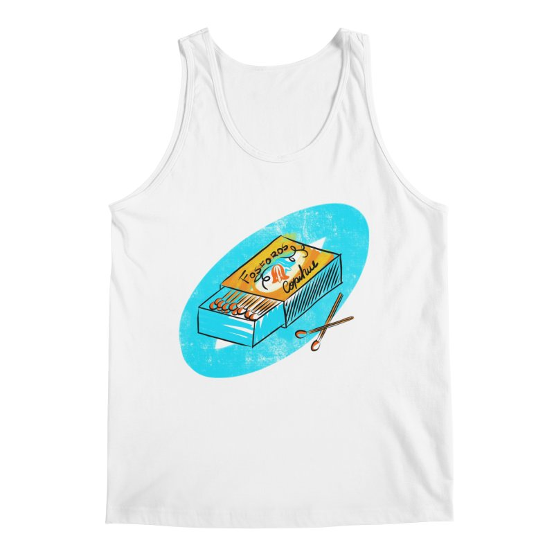 Matches Men's Tank by libedlulo