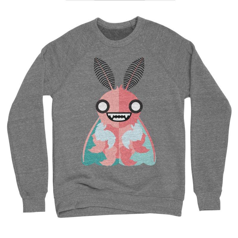 Baby Mothra Men's Sponge Fleece Sweatshirt by libedlulo