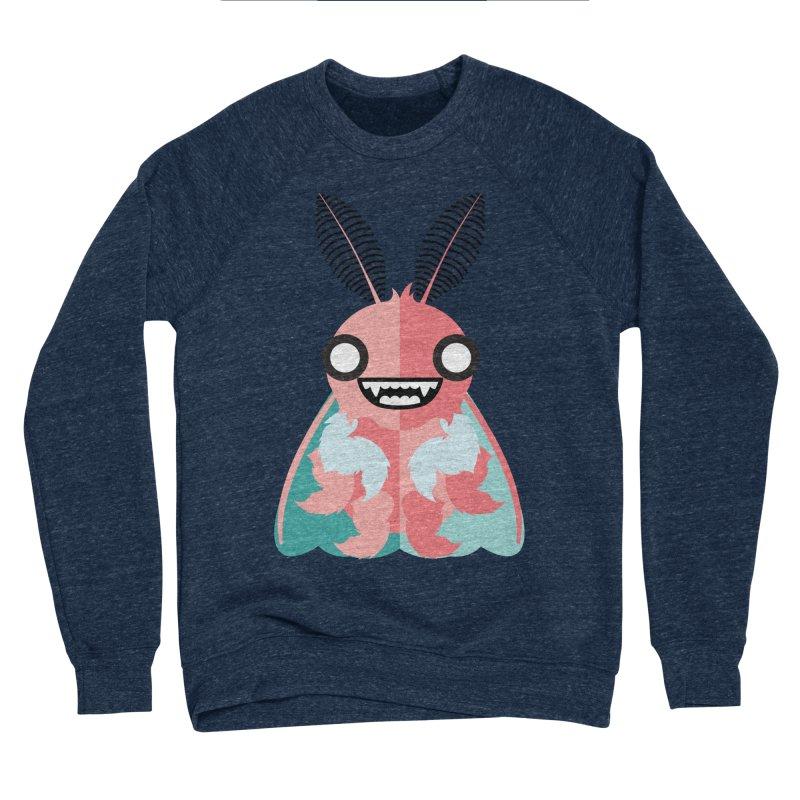 Baby Mothra Women's Sponge Fleece Sweatshirt by libedlulo