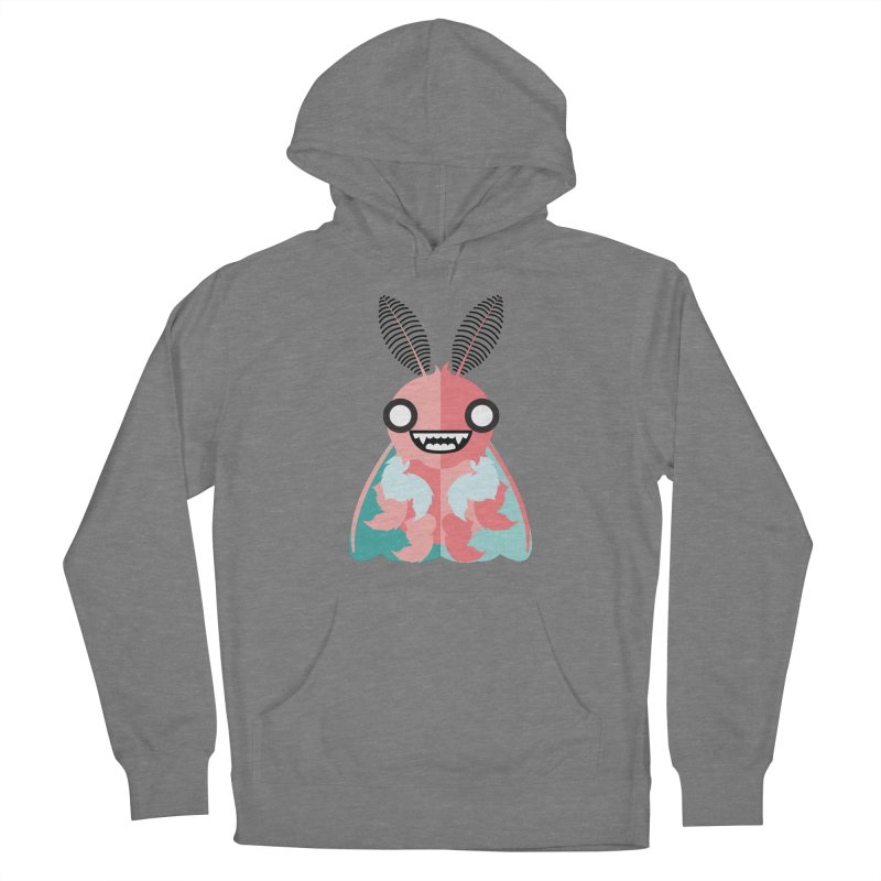 Baby Mothra Women's Pullover Hoody by libedlulo