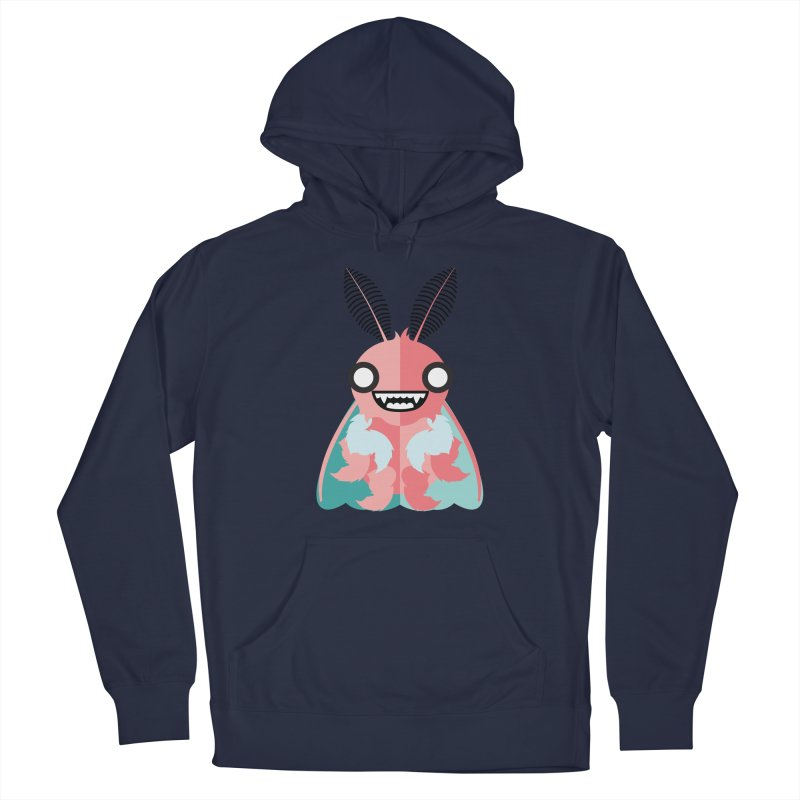 Baby Mothra Men's Pullover Hoody by libedlulo