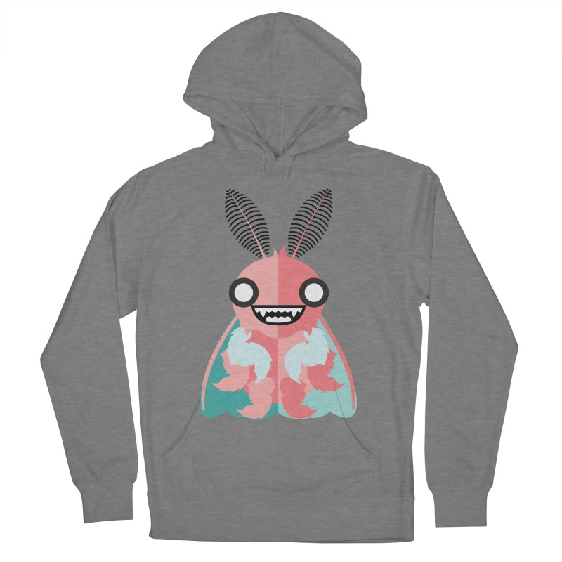 Baby Mothra Women's French Terry Pullover Hoody by libedlulo