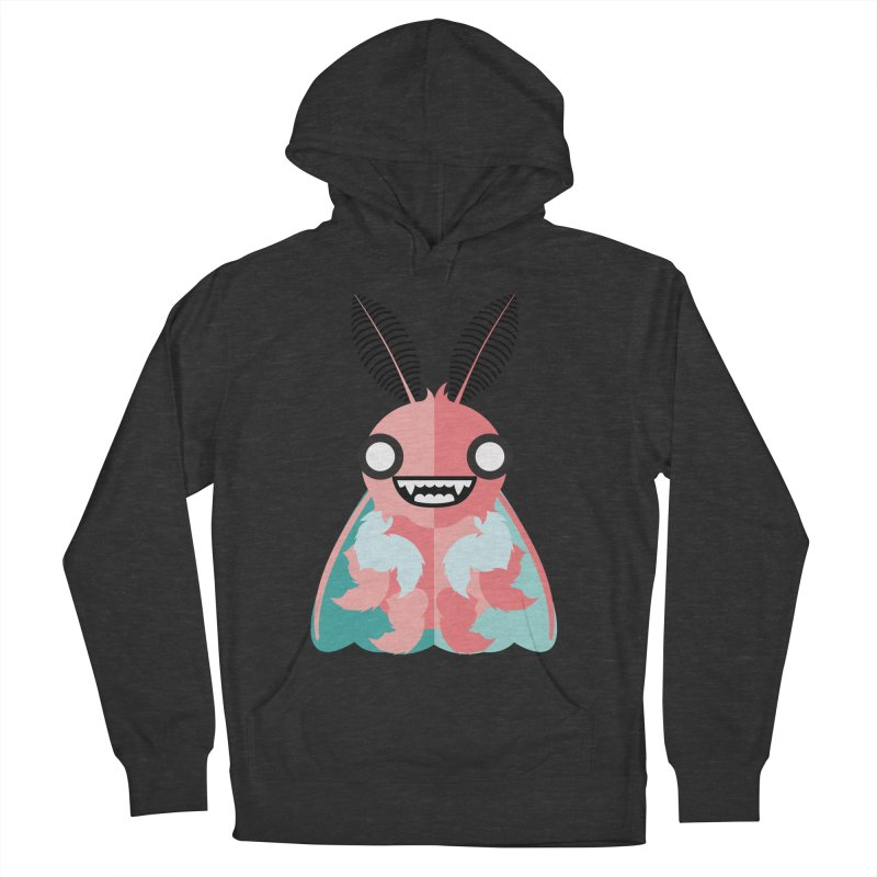 Baby Mothra Men's French Terry Pullover Hoody by libedlulo