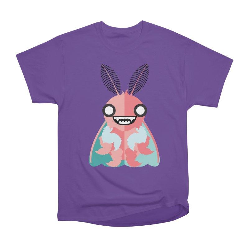 Baby Mothra Men's Heavyweight T-Shirt by libedlulo