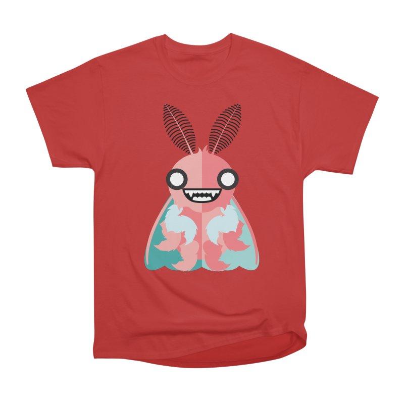 Baby Mothra Women's Heavyweight Unisex T-Shirt by libedlulo