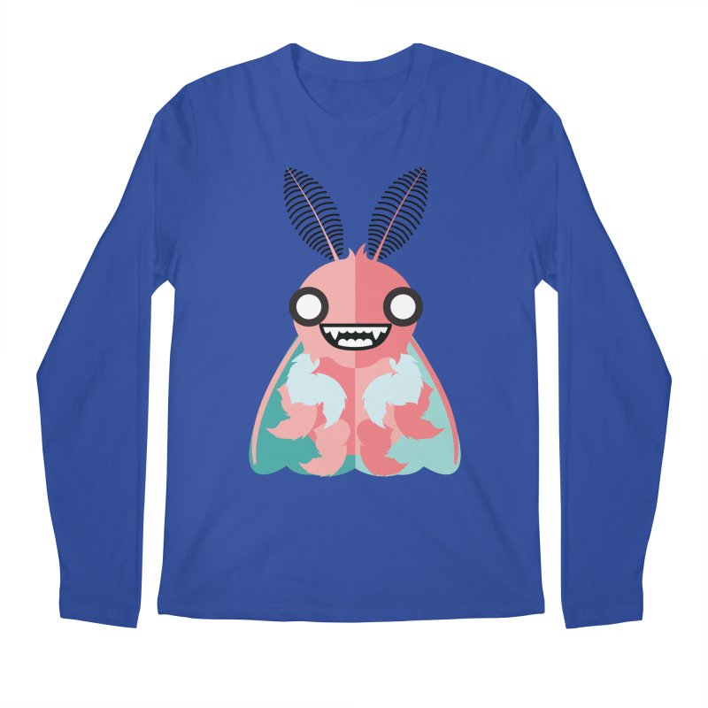Baby Mothra Men's Regular Longsleeve T-Shirt by libedlulo
