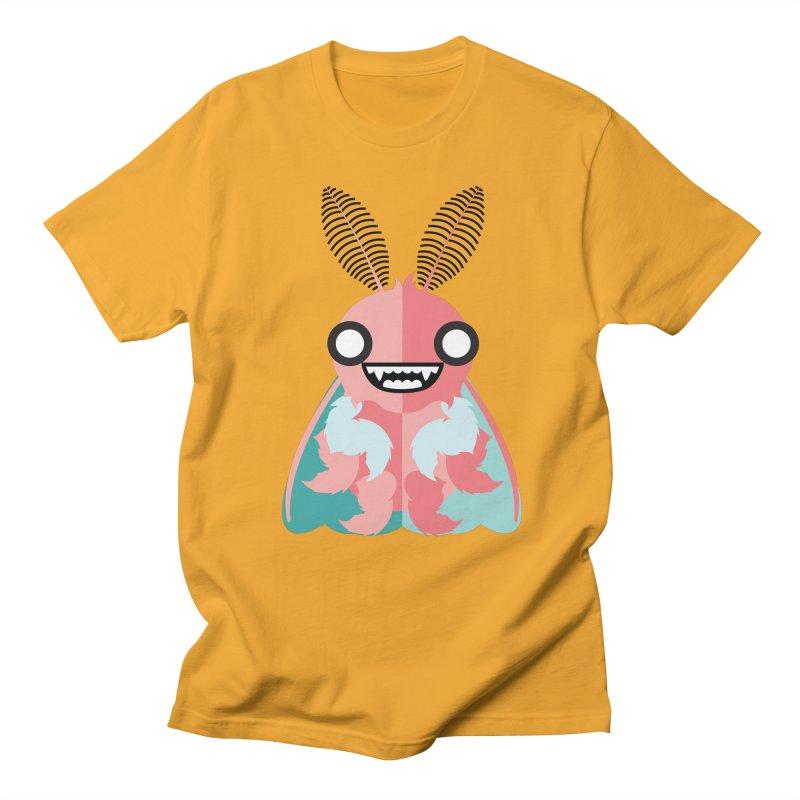 Baby Mothra Men's Regular T-Shirt by libedlulo