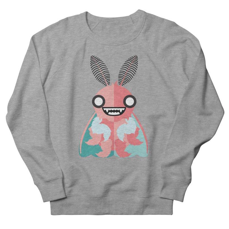 Baby Mothra Women's French Terry Sweatshirt by libedlulo