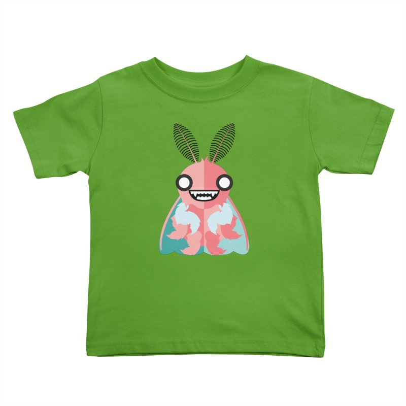 Baby Mothra Kids Toddler T-Shirt by libedlulo