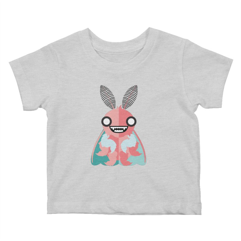 Baby Mothra Kids Baby T-Shirt by libedlulo