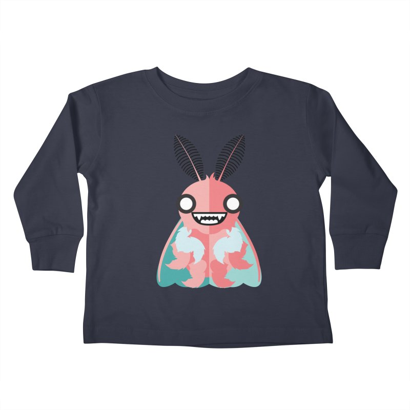 Baby Mothra Kids Toddler Longsleeve T-Shirt by libedlulo