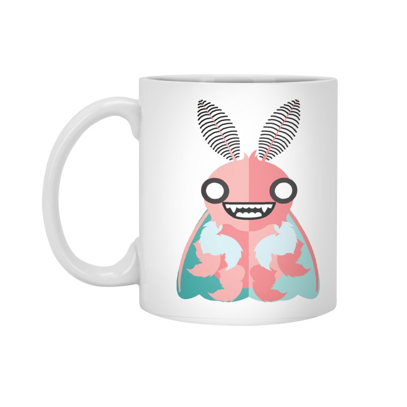Baby Mothra Accessories Standard Mug by libedlulo