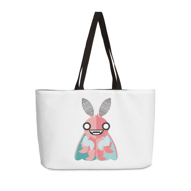 Baby Mothra Accessories Bag by libedlulo
