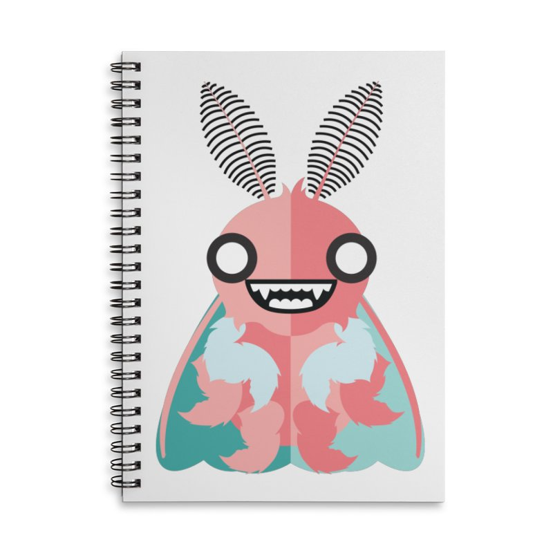 Baby Mothra Accessories Notebook by libedlulo
