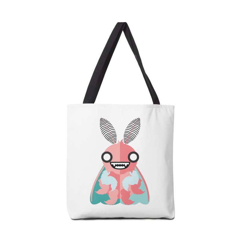 Baby Mothra Accessories Tote Bag Bag by libedlulo