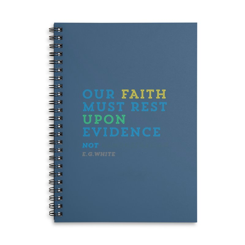 Evidence Accessories Notebook by librito's Artist Shop