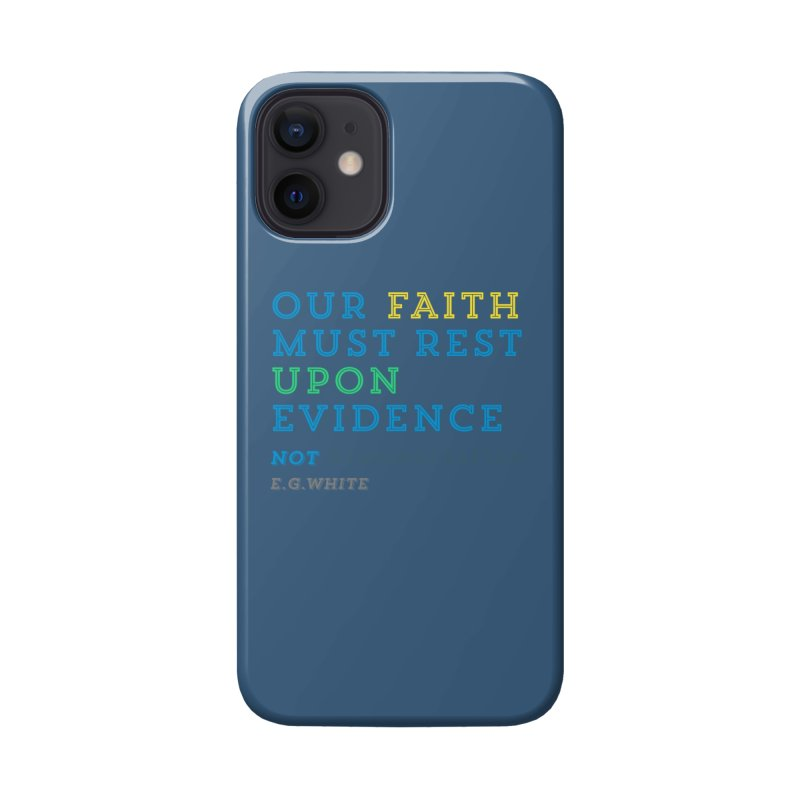 Evidence Accessories Phone Case by librito's Artist Shop